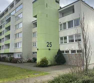 Vollständig renoviertes 1-Zimmer Appartement mit Balkon/Südlage in Mönchengladbach