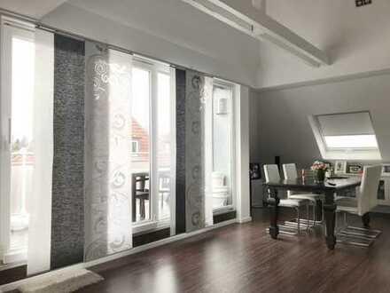 Seltene Gelegenheit: Westerberg, 2-Zimmer-DG-Wohnung mit Balkon und EBK in Osnabrück