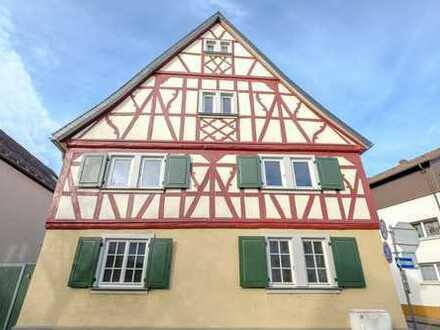 Eine Historische Wohnimmobilie im Zentrum von Lorsch