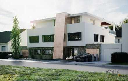 Exklusives freistehendes Einfamilienhaus mit 6 bis 8 Schlafzimmern und Blick auf den Rhein