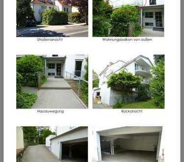 Helle, freundliche und moderne Wohnung mit EBK, Balkon und TG-Stellplatz in kleiner Wohneinheit