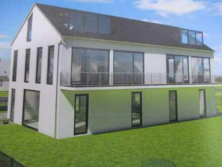 Neubau, Maisonette Wohnung mit Balkon Cham Janahof