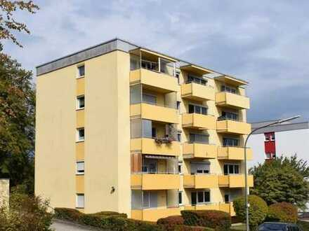 Zweizimmer-Appartement in Weiden