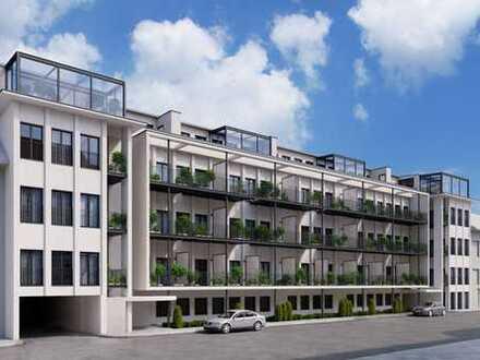 """""""Schmuckstück"""" - Schlüsselfertige, exklusive Neubau-Wohnung mit Balkon zu verkaufen"""
