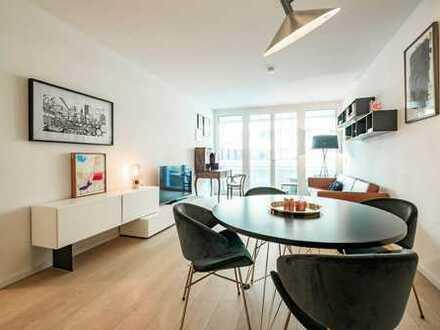 Neuwertige Designer-Wohnung für Ästheten