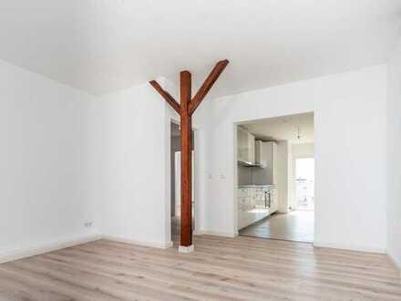 ...Sankt Lorenz Süd - tolle 3 Zimmer Wohnung