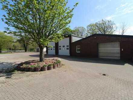 Gewerbehalle in Edewecht zu vermieten!