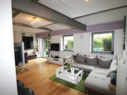 Hochwertige 2-Zimmer-Wohnung mit Garten in Osterath