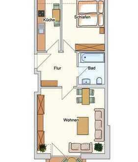 ++ Dachgeschoss, Balkon, Tiefgarage, Aufzug ++