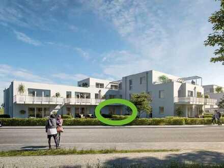 2-Zimmer-Wohnung im Neubauprojekt