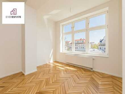 Provisionsfrei und frisch renoviert: Familiengerechte Wohnung mit vier Zimmern