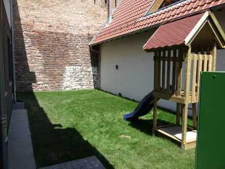 Der Beste Neubau mit Kühloption. KfW55 Effizient eigener Garten und zentral