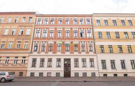 * Wohnen im angesagten Leipziger Osten! Exlusive 4 Zimmer Maisonette Wohnung im Dachgeschoss *