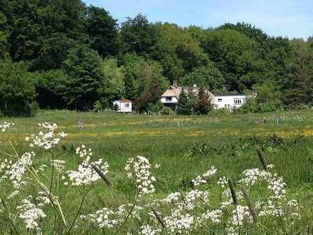Einmalig gelegenes Anwesen, ruhig und idyllisch im Landschaftsschutzgebiet