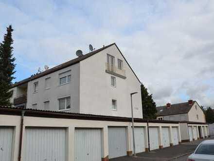 *HTR Immobilien GmbH* Schöne helle 2-Zi.-DG-Whg., Garage, Kellerraum