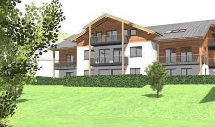Provisionsfrei: Exklusive 3-Zi-Neubauwohnung im DG (Whg. 9) auf der Sonnenseite Berchtesgadens