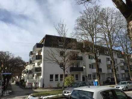 Bestlage Nymphenburg / Gern - ruhige 4-Zimmer-Wohnung
