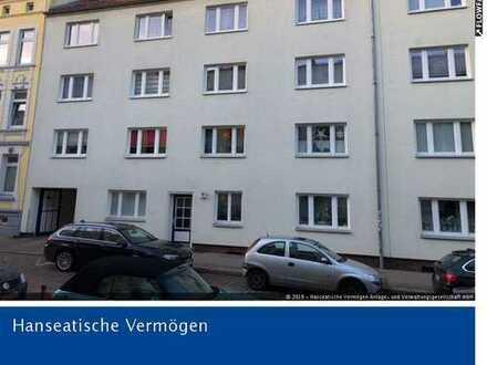 Vermietete Eigentumswohnung in Hamburg-Harburg mit Stellplatz u. Balkon