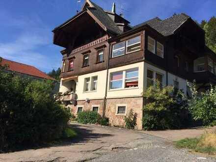 2,5-Zimmer-Wg, Sonnenseite mitten in St. Blasien