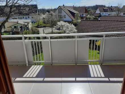 Helle 3-Zimmer-Wohnung, Lindau-Niederhaus