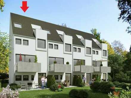 Neubauprojekt: 4 Zi., 4 Balkone, Terrasse, Garten, Stellplatz