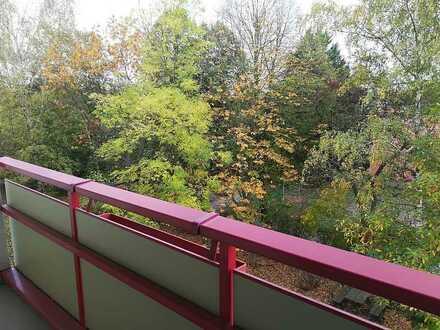 Niedliche 1-Zimmerwohnung mit Balkon und Aufzug
