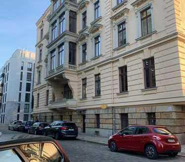 gehobene Ausstattung Praxis - Altbau in Bestlage Leipzig Musikviertel Zentrum/ Süd - Souterrain