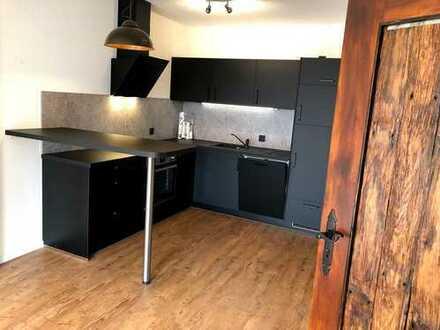 Charmante 2 Zimmer-Wohnung im historischen Fachwerkhaus ab sofort zu vermieten