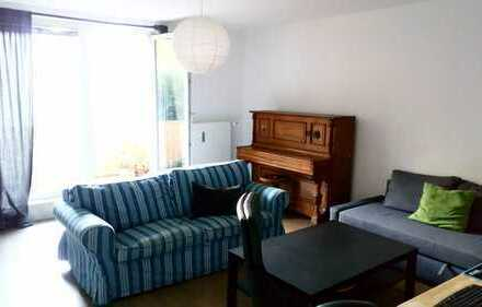 Vollständig renovierte 2-Zimmer-Wohnung mit Balkon in Bochum-Innenstadt