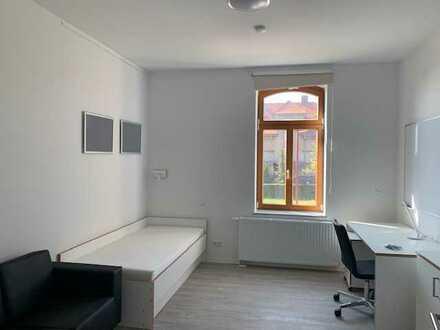 Wohnen all inklusive, möbliertes Appartement inklusive Nebenkosten nahe Steintorcampus