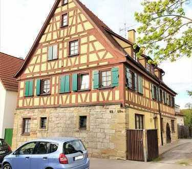 ++Denkmalgeschütztes Mehrfamilienhaus in Stgt.-Weilimdorf++