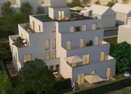 Sonniger Auftritt! 3 Zimmer Neubauprojekt