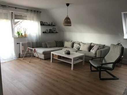 3 Zimmer Maisonettewohnung mit Balkon in Steinbach Baden-Baden