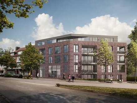 Erstbezug- Großzügige 4-Zimmer Neubauwohnung mit Garten im schönen Fuhlsbüttel