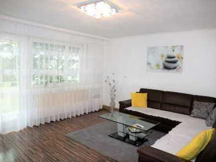 Top gepflegte 4-Zimmer Wohnung mit 2 Balkone