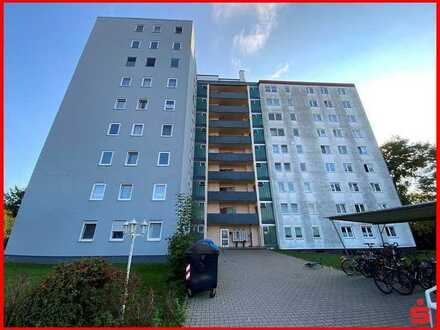 Gut geschnittene 3-Zimmer-Wohnung mit Fernblick