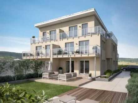 Ein modernes Doppelhaus in Wiesloch-Baiertal wartet auf Sie!