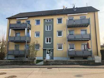 Frisch sanierte 3-Zimmer-Wohnung mit Balkon im 2.OG in Senden
