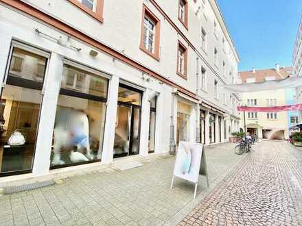 Stilvolle Bürofläche mit Lager in der Innenstadt (Karlsruhe)