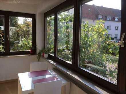 MA-Almenhof, 3 Zimmer WG, Wintergarten, TL Bad, G-WC, 99 m², EG.