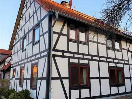 Doppelhaushälfte für Individualisten und Kapitalanleger im Norden von Braunschweig