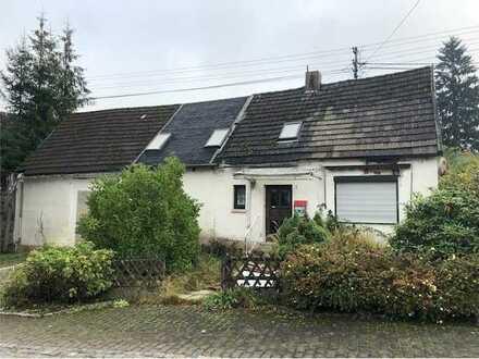 Zwangsversteigerung! Einfamilienwohnhaus in Steinebach a.d. Wied!