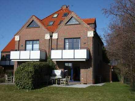 ++Erholung ist eine Insel - schicke Haushälfte auf Wangerooge zu verkaufen++