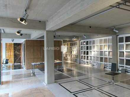 Hallenfläche mit Showroom in werbewirksamer Lage in Bonn