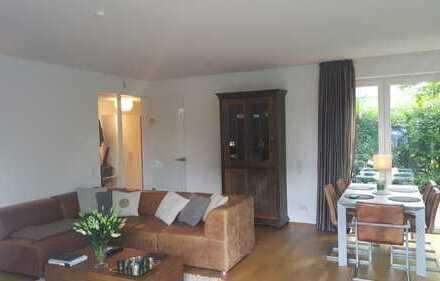 Wunderschöne Terrassen-Wohnung im Herzen von Büderich