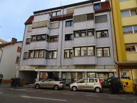 Heidelberger Weststadt - Große Gewerbeeinheit in Wohn- und Geschäftshaus