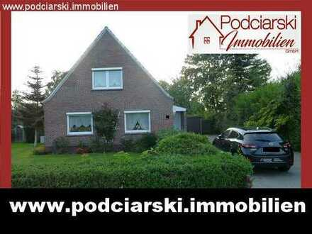 Gemütliches EFH mit Garage und Nebengebäude in Großheide!