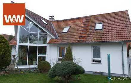Exklusives Einfamilienhaus in reizvoller Lage mit Panoramablick