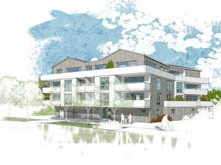 Komfortable 4-Zimmer-Wohnung im Penthouse-Stil