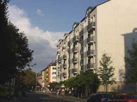 Holzhausenstr. 83: Dachmaisonettewohnung